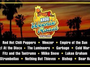 KROQ Weenie Roast 2016