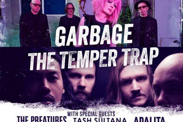Australian tour dates